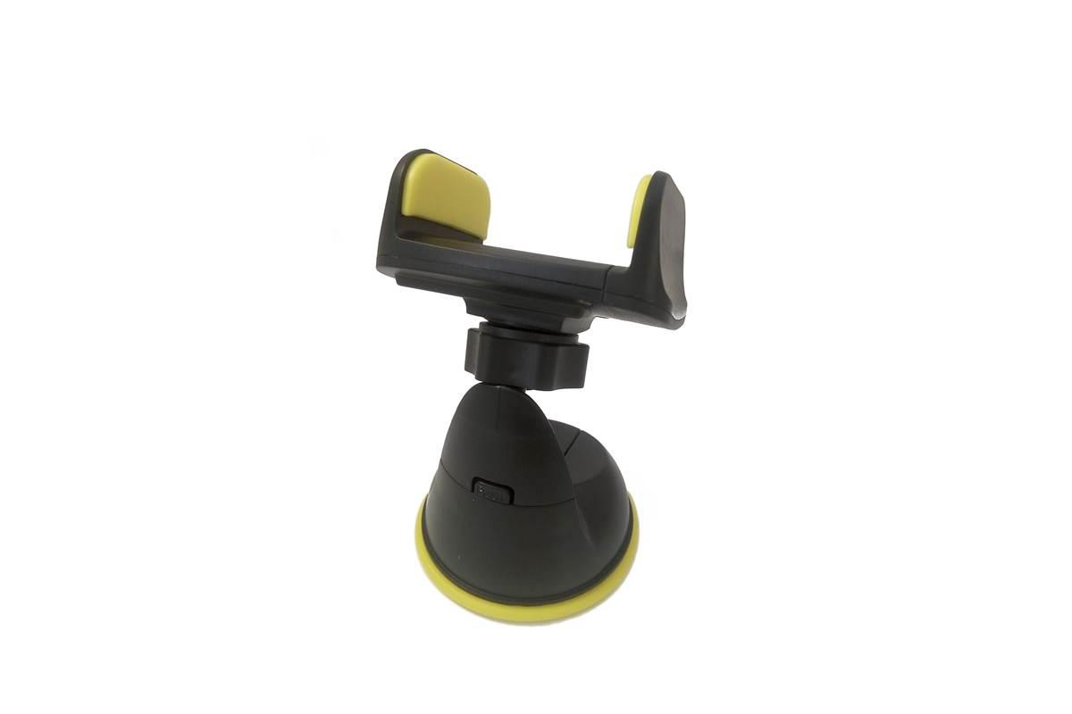 Держатель авто HOCO CA5 желтый