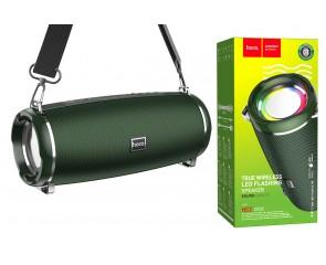 Портативная беспроводная акустика HOCO HC2 Xpress sports BT цвет зеленый