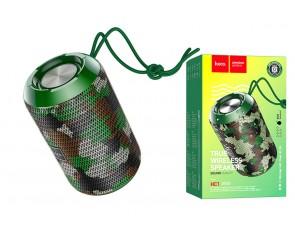 Портативная беспроводная акустика HOCO HC1 Trendy sound sports BT цвет камуфляж