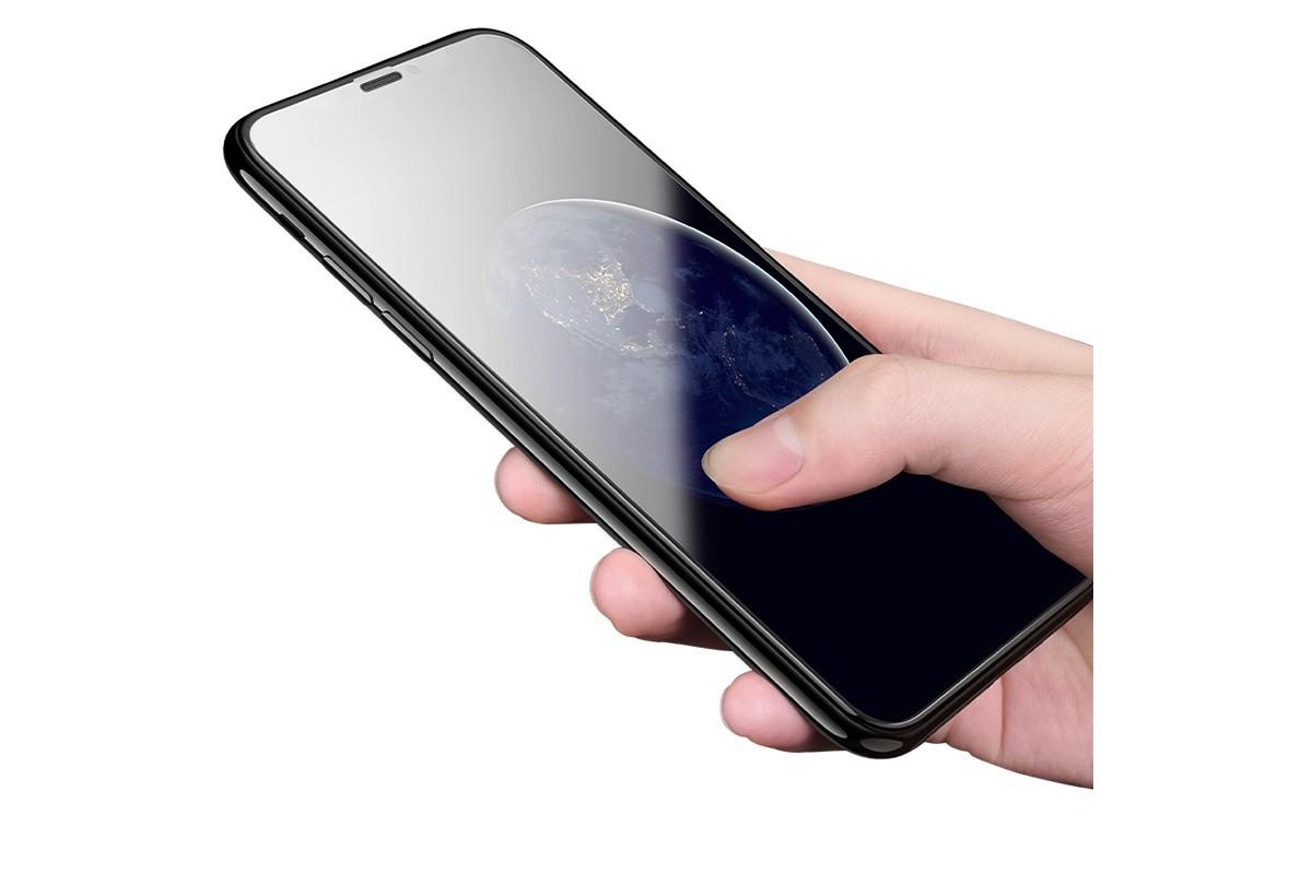Защитное стекло дисплея iPhone X/XS/11Pro (5.8)  HOCO G5 Full Screen HD tempered glass  черное