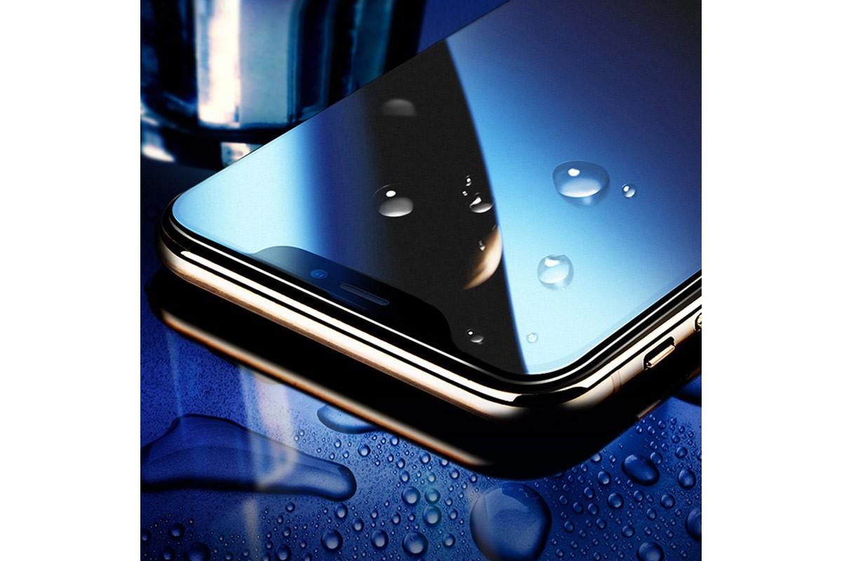 Защитное стекло дисплея iPhone XS Max/11Pro Max (6.5)  HOCO G5 Full Screen HD tempered glass  черное