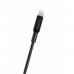 Кабель для iPhone BOROFONE BX1 EzSync lightning USB cable 1м черный