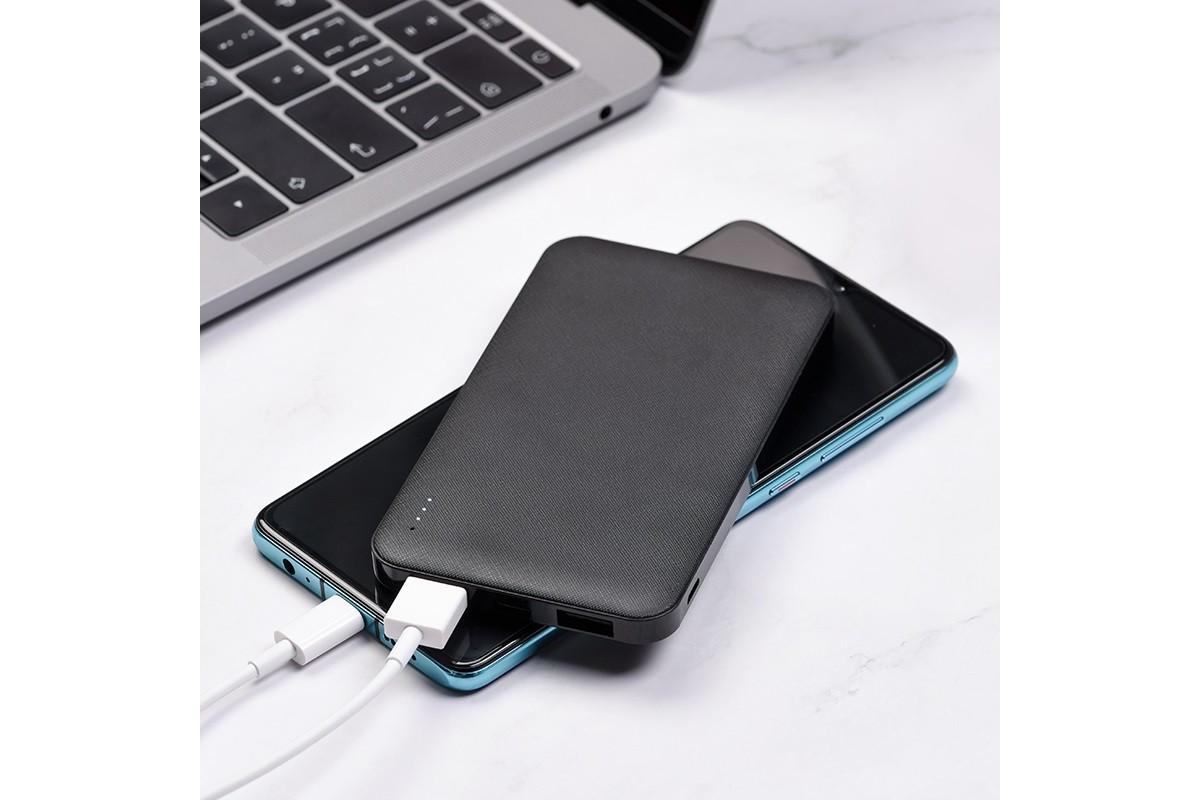 Универсальный дополнительный аккумулятор BT26 Super power mobile power bank(4000mAh) черная