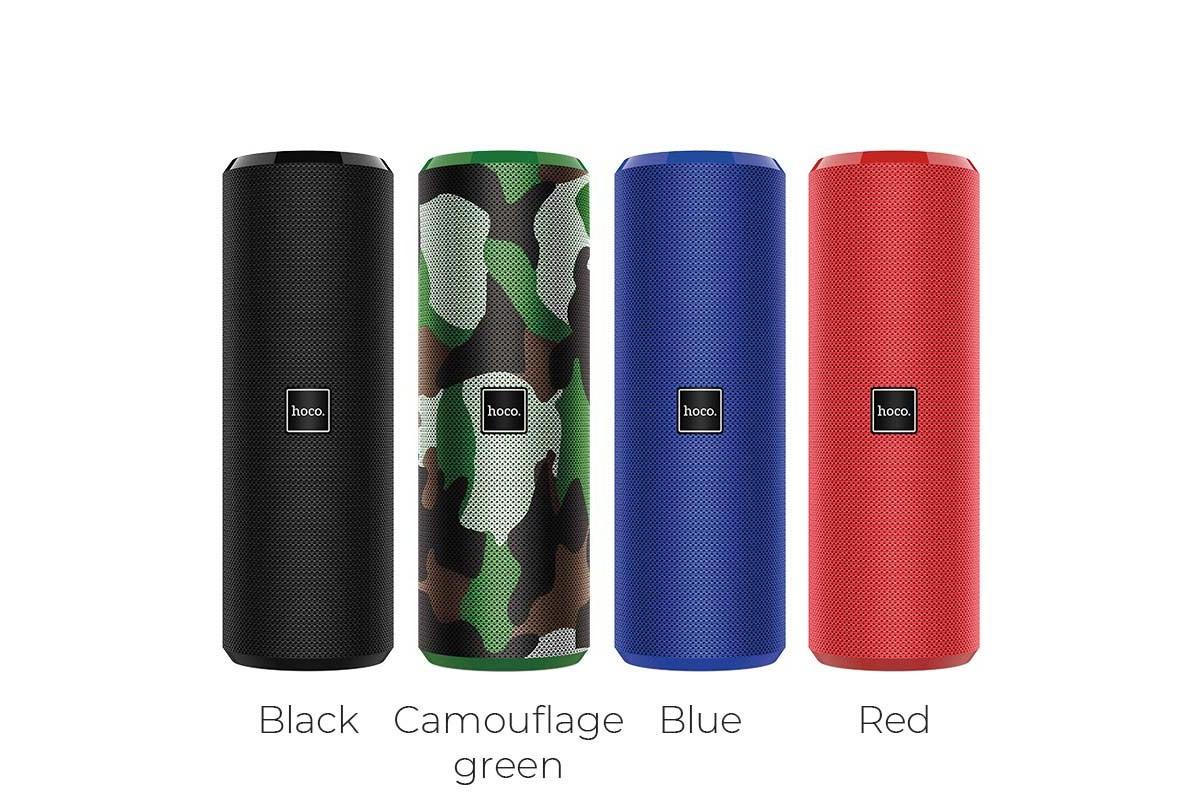 Портативная беспроводная акустика HOCO BS33 Voise sports sound sports wireless speaker камуфляж