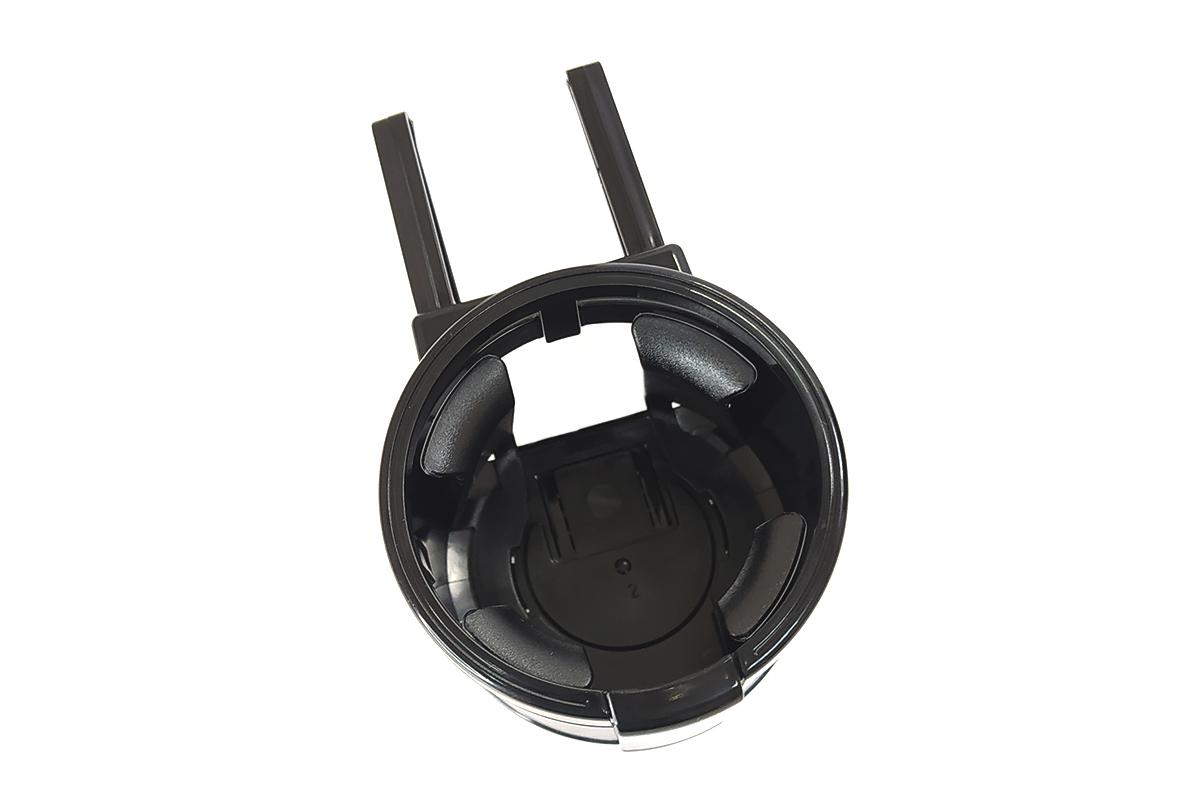 Держатель авто Sharomе H4 Air Outlet Drink Holder  в дефлектор обдува черный (под бутылку)