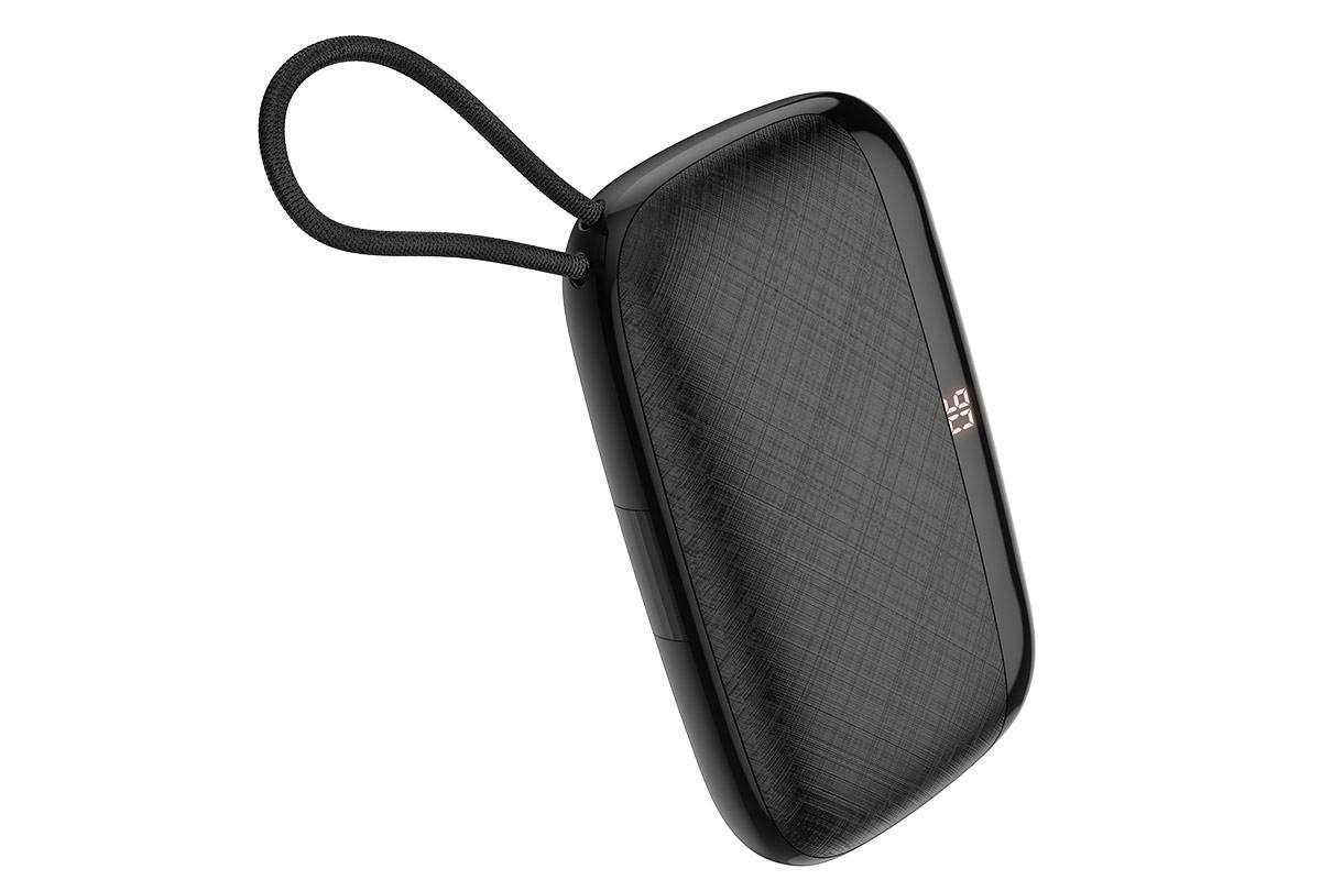 Универсальный дополнительный аккумулятор HOCO S29 Numble  mobile power bank for Micro(10000mAh) черный