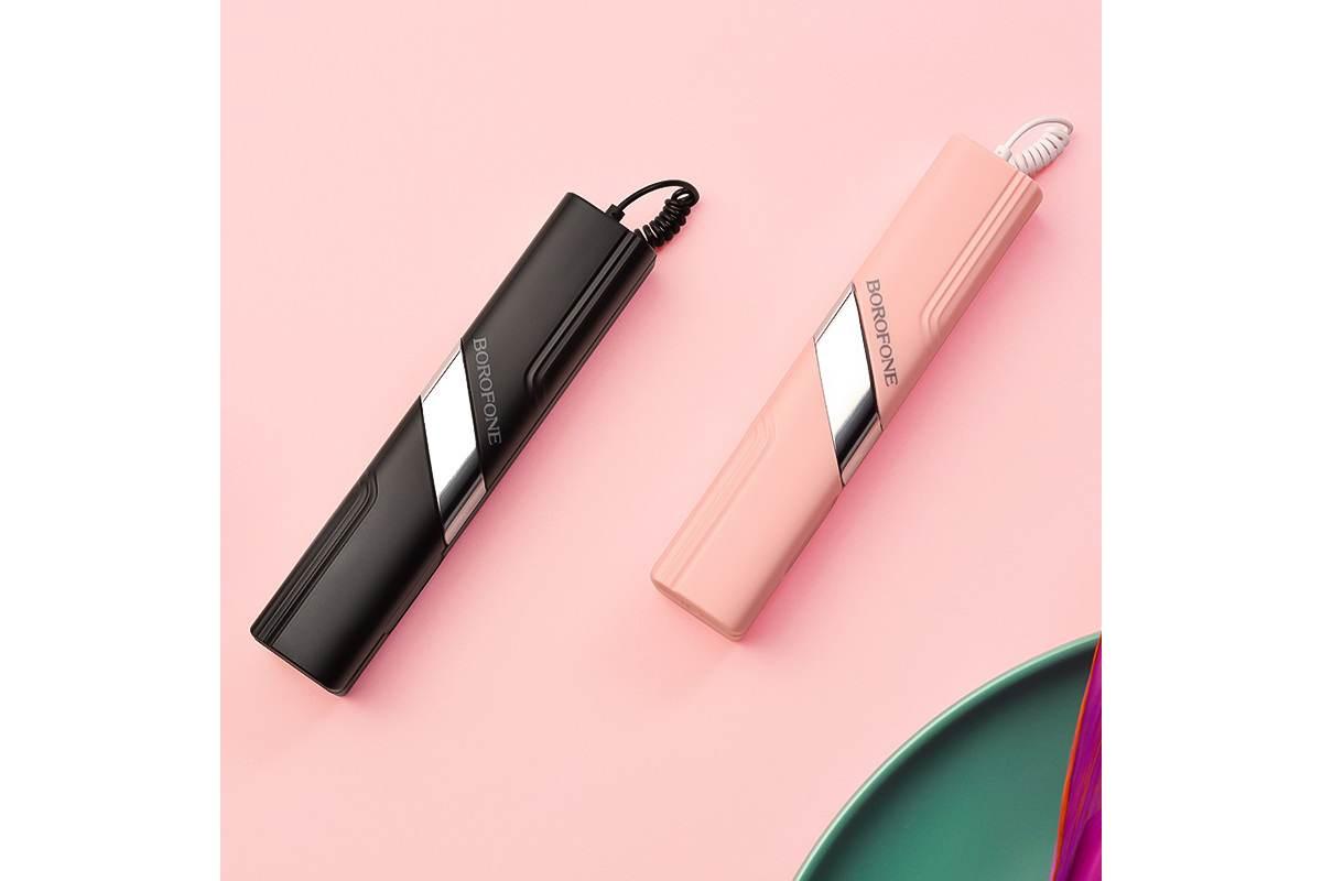 Штатив-монопод- для селфи  BY3 selfie stick BOROFONE розовый
