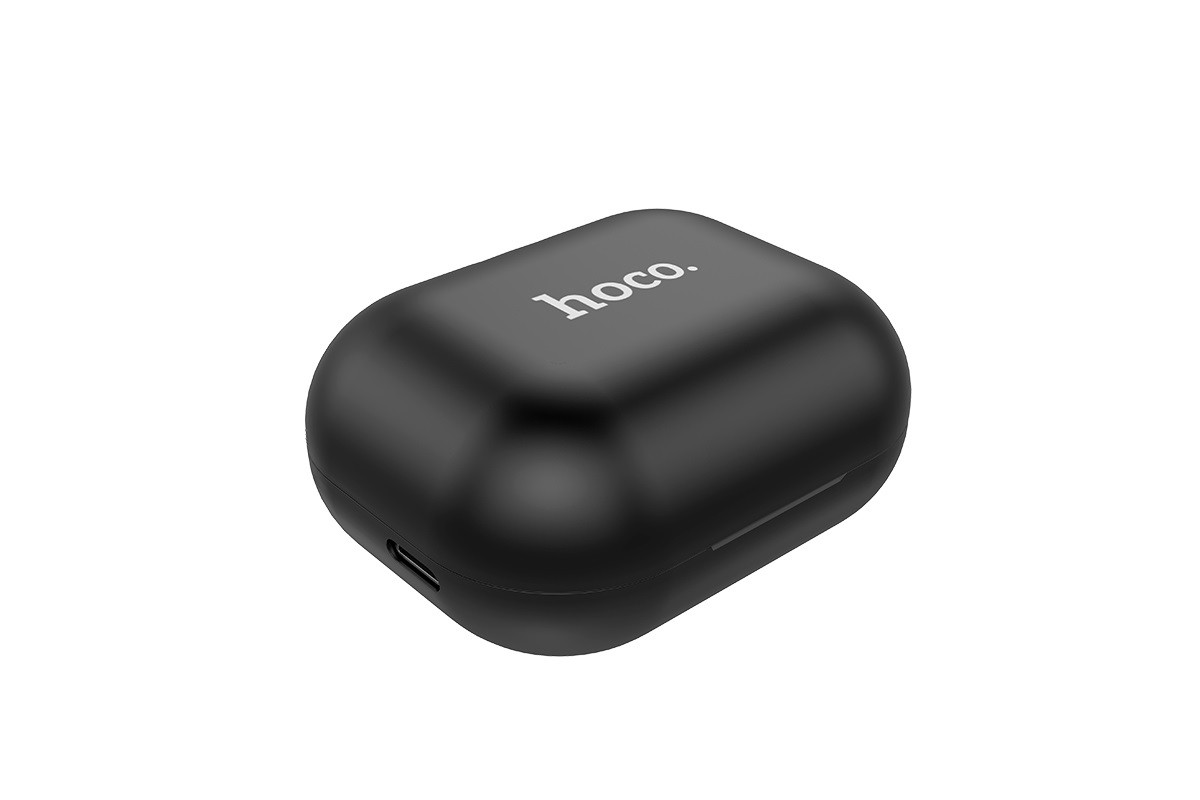 Bluetooth-гарнитура ES34 Pleasure wireless headset HOCO черная