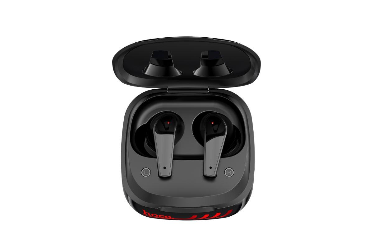 Bluetooth-гарнитура ES43 Lucky sound TWS bluetooth earphone HOCO черная