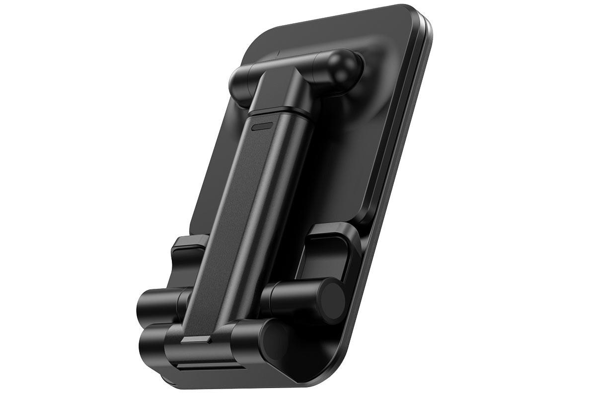 Настольный держатель для смартфона HOCO PH29 Carry folding desktop stand черный