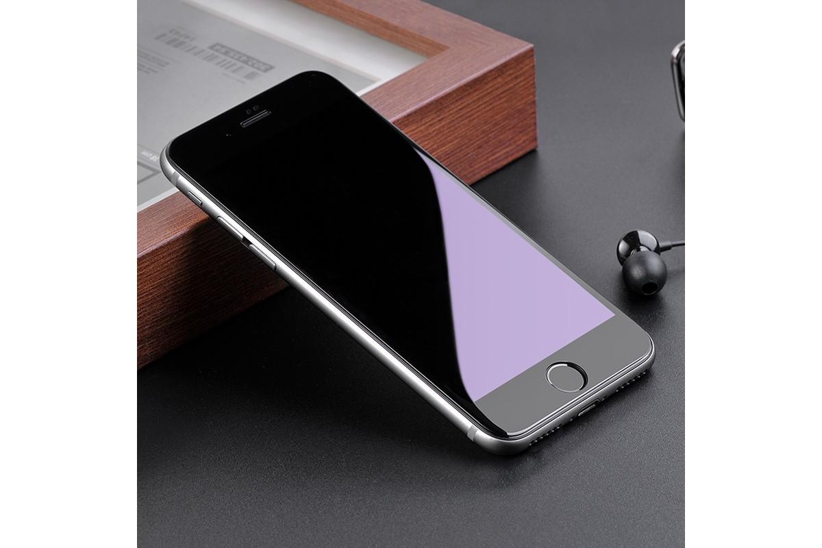 Защитное стекло дисплея iPhone 7 Plus/8 Plus (5.5)  HOCO G5 Full Screen HD tempered glass черное