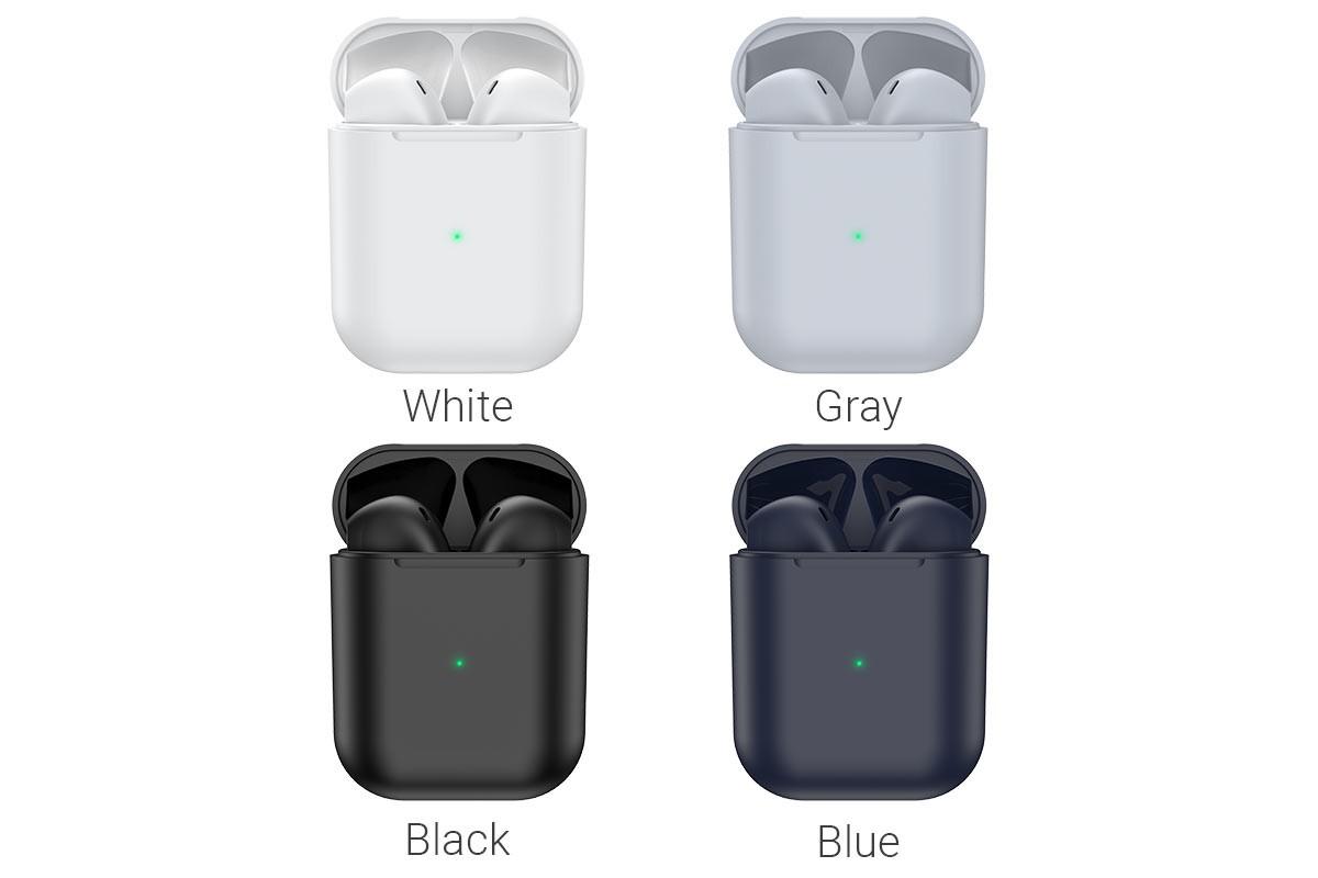 Беспроводные наушники BOROFONE BE42 Feliz TWS wireless earphonesl 3.5мм цвет черная