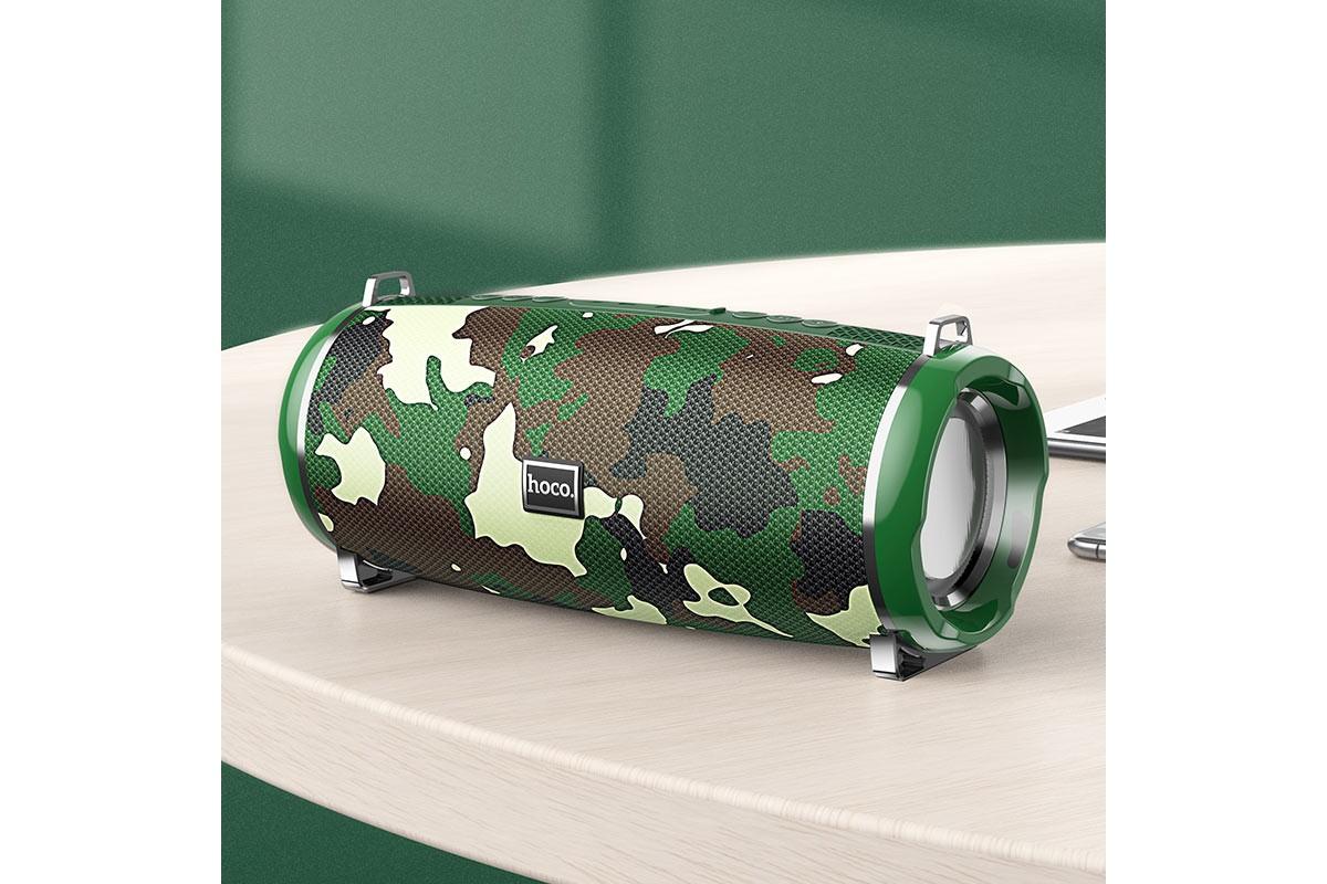 Портативная беспроводная акустика HOCO HC2 Xpress sports BT цвет камуфляж