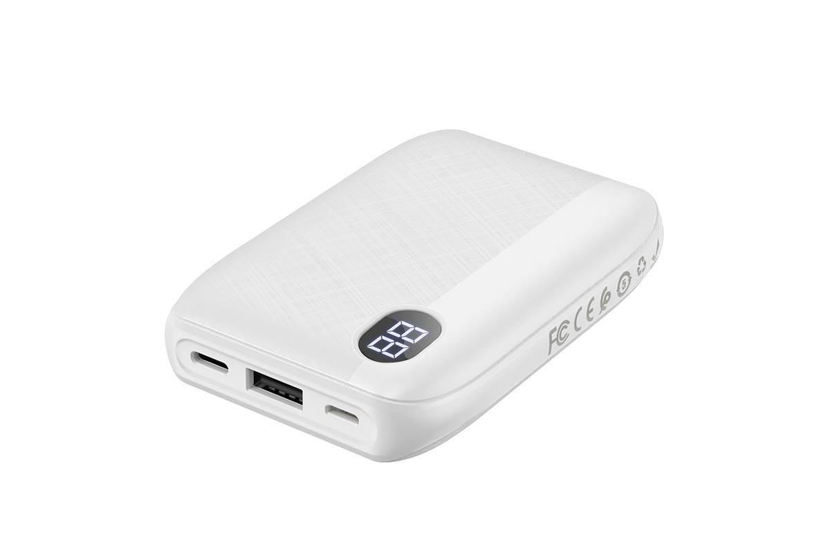 Универсальный дополнительный аккумулятор HOCO  J53 Exceptional mobile power bank (10000mAh) белый