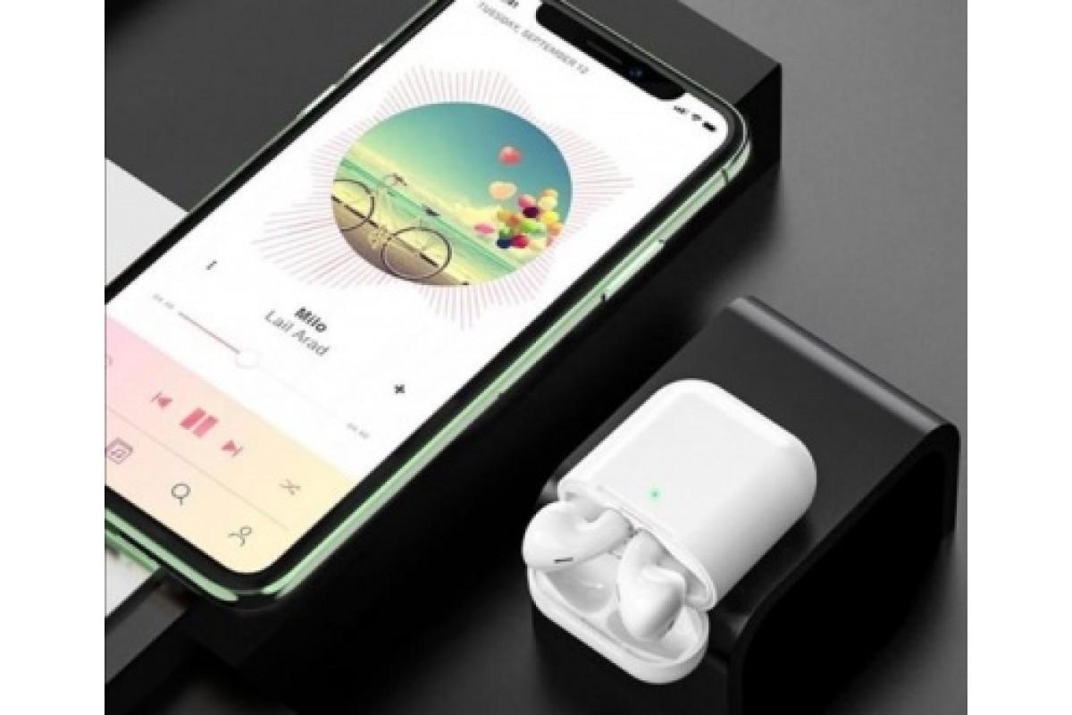 Bluetooth-наушники BE34 Original Series Wireless Earphone  BOROFONE белые
