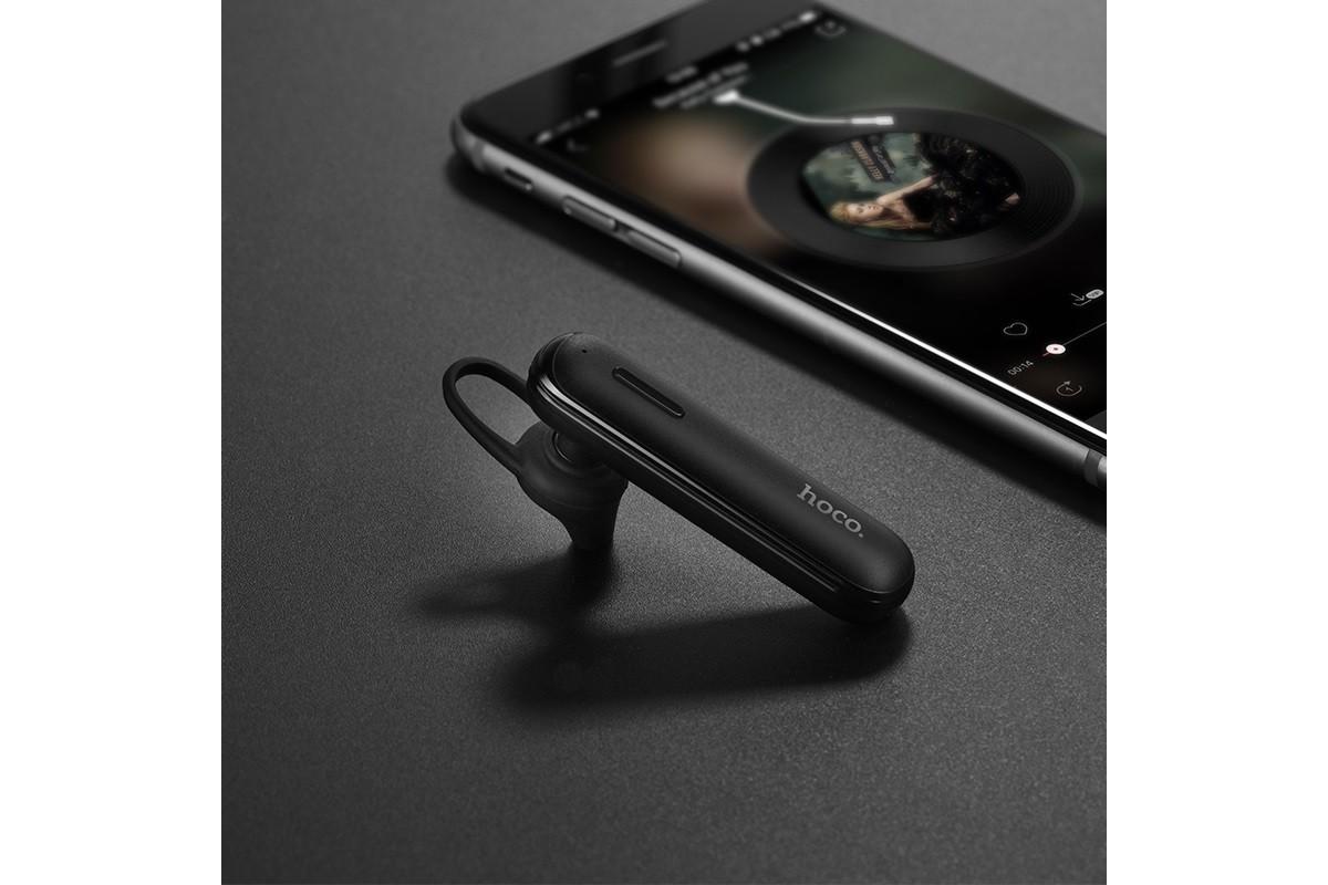 Bluetooth-наушники E36 Free sound busness HOCO черная