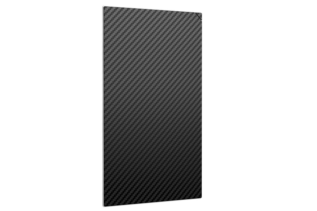 Гидрогелевая пленка HOCO GB008 Full covered pattern back  (черная под кожу задней крышки)
