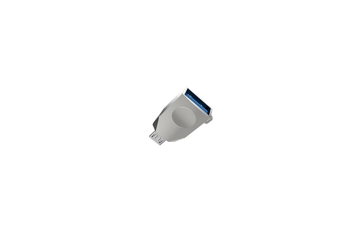 OTG-переходник HOCO UA10 Miсro USB