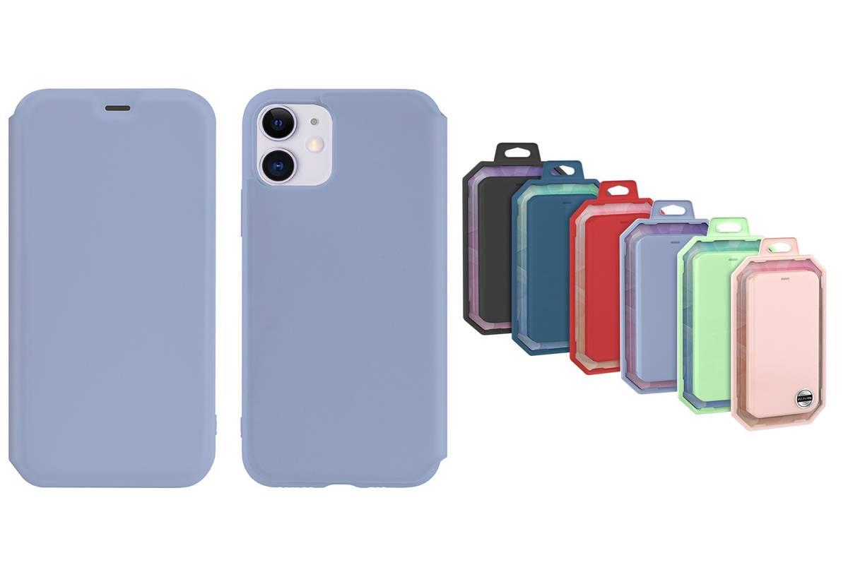 Чехол-книжка HOCO iPhone 11 Pro (5.8) фиолетовый