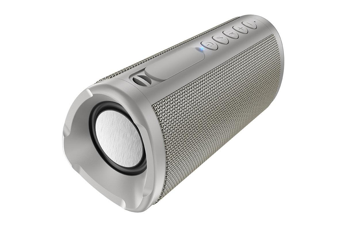 Портативная беспроводная акустика HOCO HC4 Bella sports BT цвет серый
