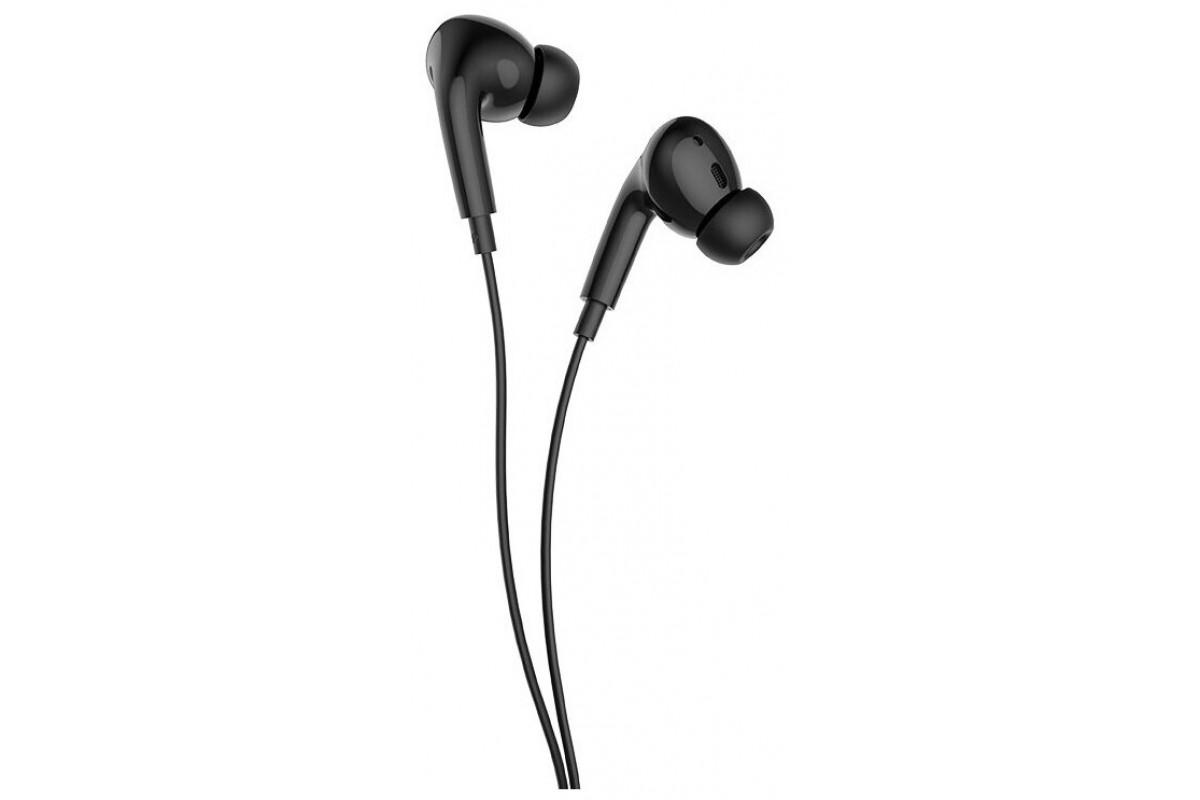Наушники HOCO M1 Pro Original series earphones for Type-C черный