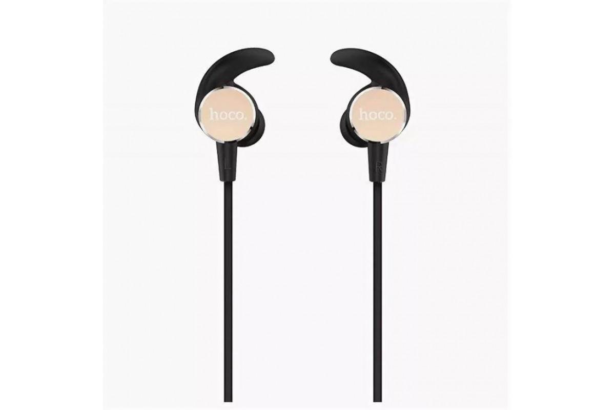 Bluetooth-гарнитура ES8 Nimble sporting bluetooth earphone HOCO золотистая