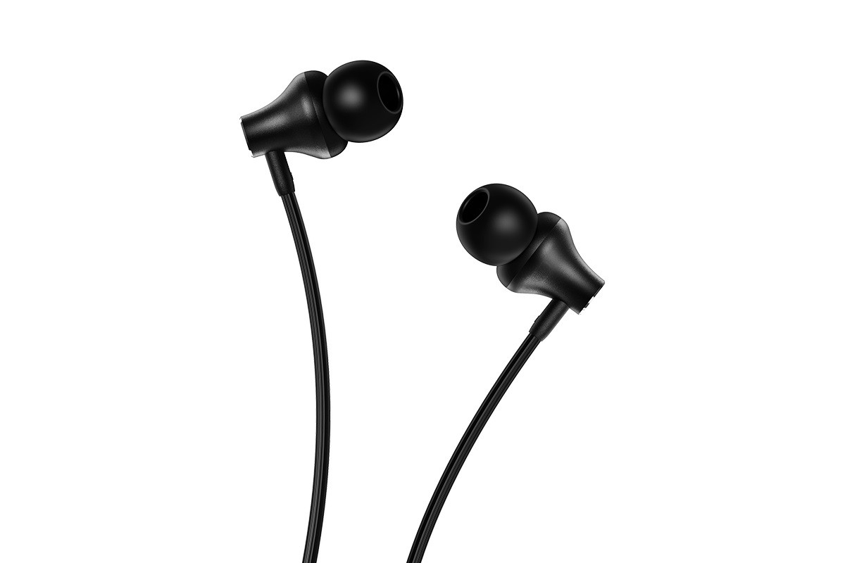 Bluetooth-гарнитура BOROFONE BE32 Easygoing Sports wireless earphonesl 3.5мм цвет черная