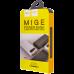 Универсальный дополнительный аккумулятор HOCO  Mige Power Bank 20000 mAh  белый