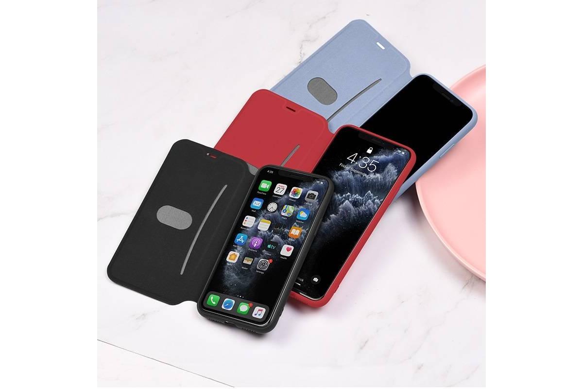 Чехол-книжка HOCO iPhone 11 Pro (5.8) красная