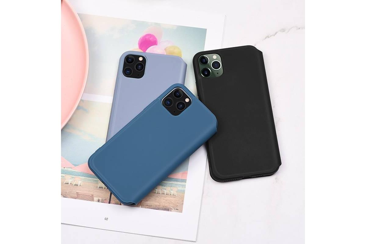 Чехол-книжка HOCO iPhone 11 Pro (5.8) синяя