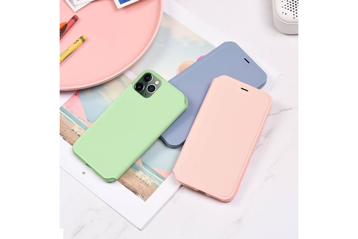 Чехол-книжка HOCO iPhone 11 (6.1) розовая
