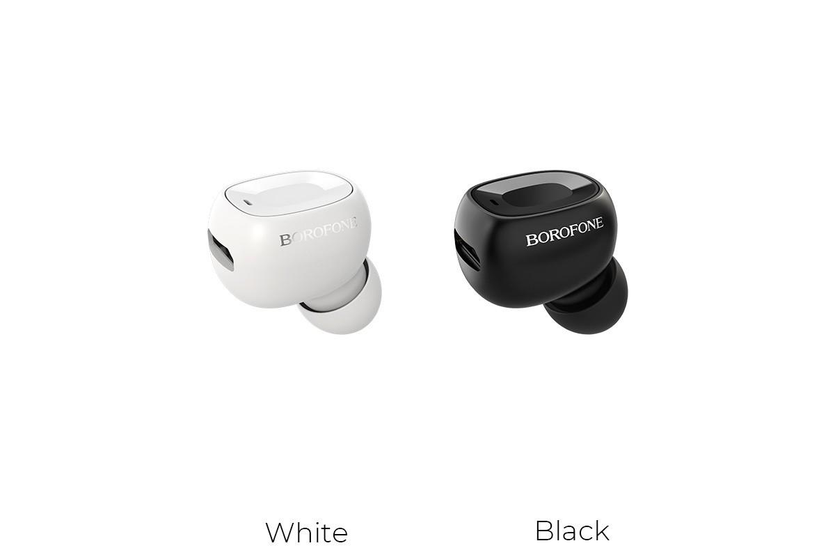 Bluetooth-гарнитура BС28 BOROFONE Shiny sound MINI  черная