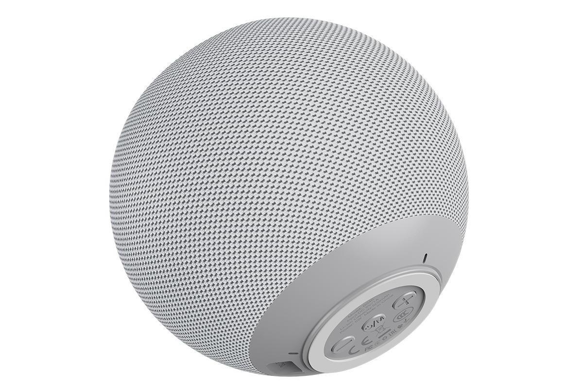 Портативная беспроводная акустика HOCO BS45 Deep sound sports BT speaker цвет серый