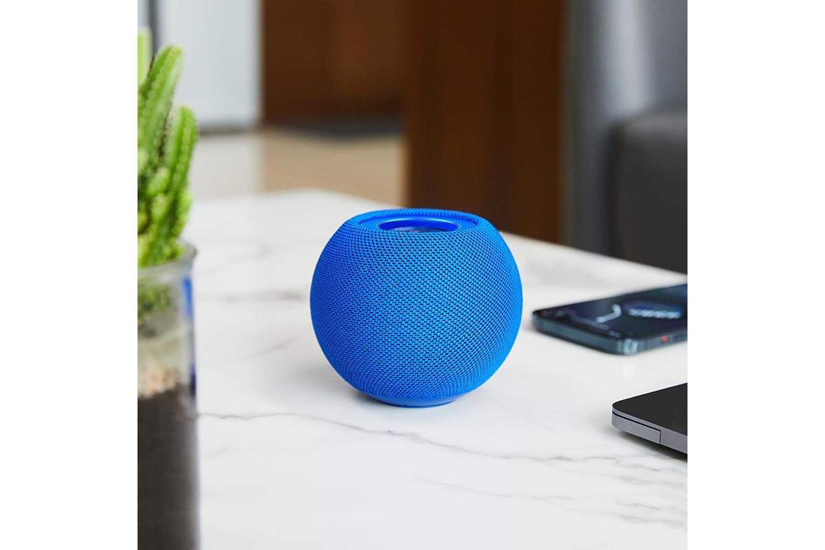 Портативная беспроводная акустика HOCO BS45 Deep sound sports BT speaker цвет синий
