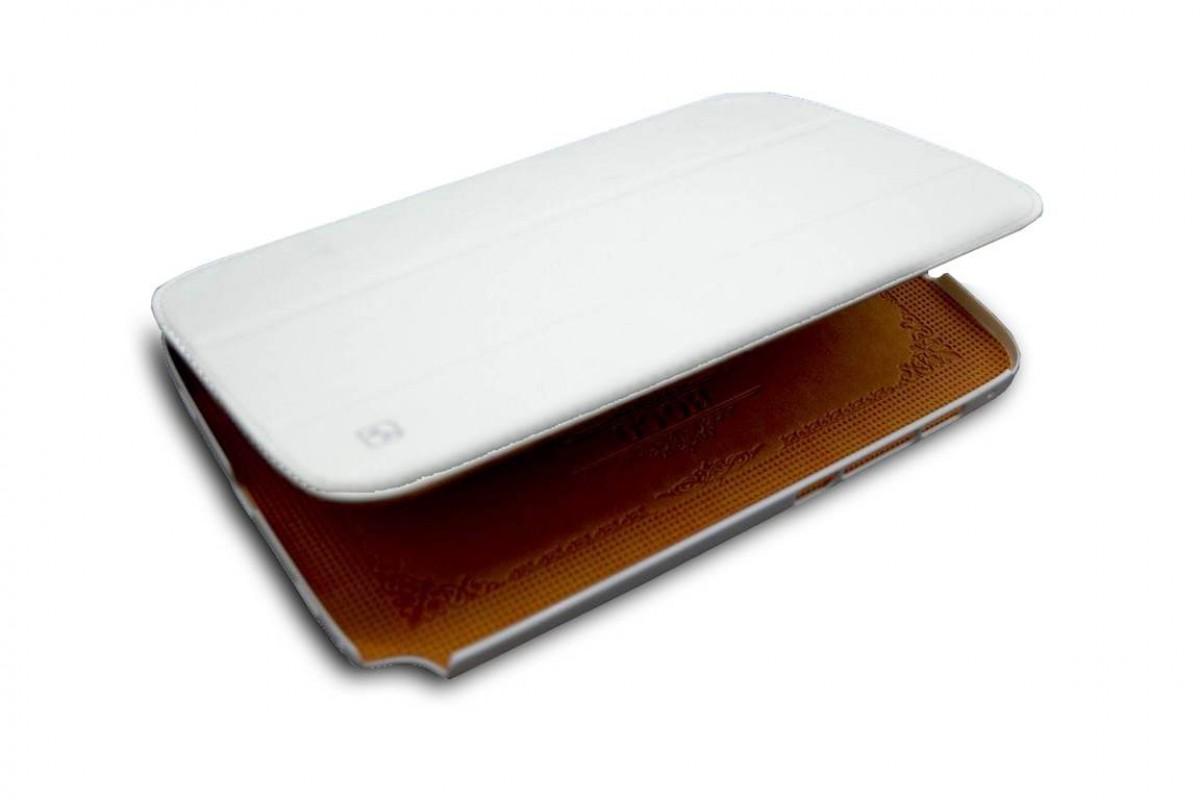 Чехол Borofone для S.Gal. Note 8.0 N5100 Borofone M.Croc.Leather бел.