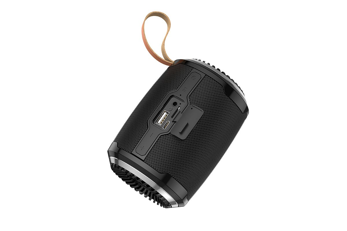 Портативная беспроводная акустика HOCO BS39 Cool sports sound sports wireless speaker цвет черный