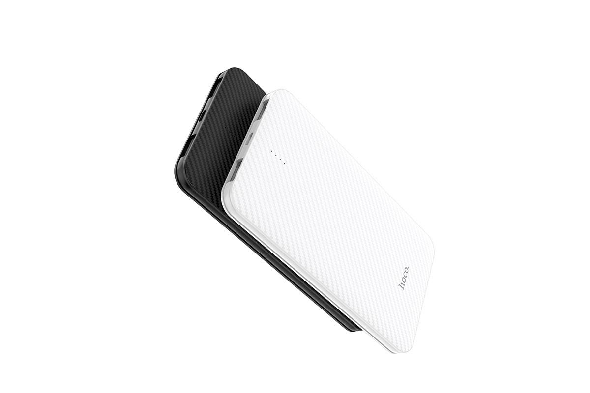 Универсальный дополнительный аккумулятор HOCO B37 5000 mAh белый