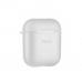 Чехол HOCO Soft-Touch для гарнитуры вакуумной беспроводной AirPods белый