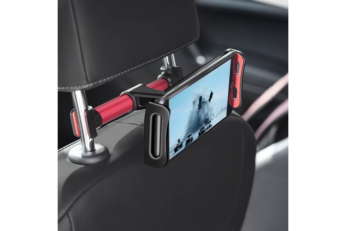 Держатель авто HOCO CA30 Easy travel series backrest car holder (на подголовник)