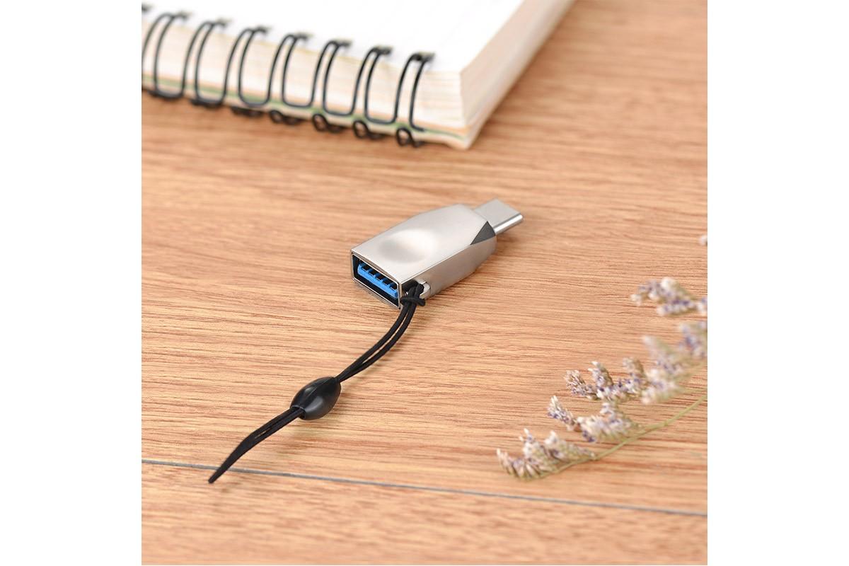 OTG-переходник HOCO UA9 Type-C USB