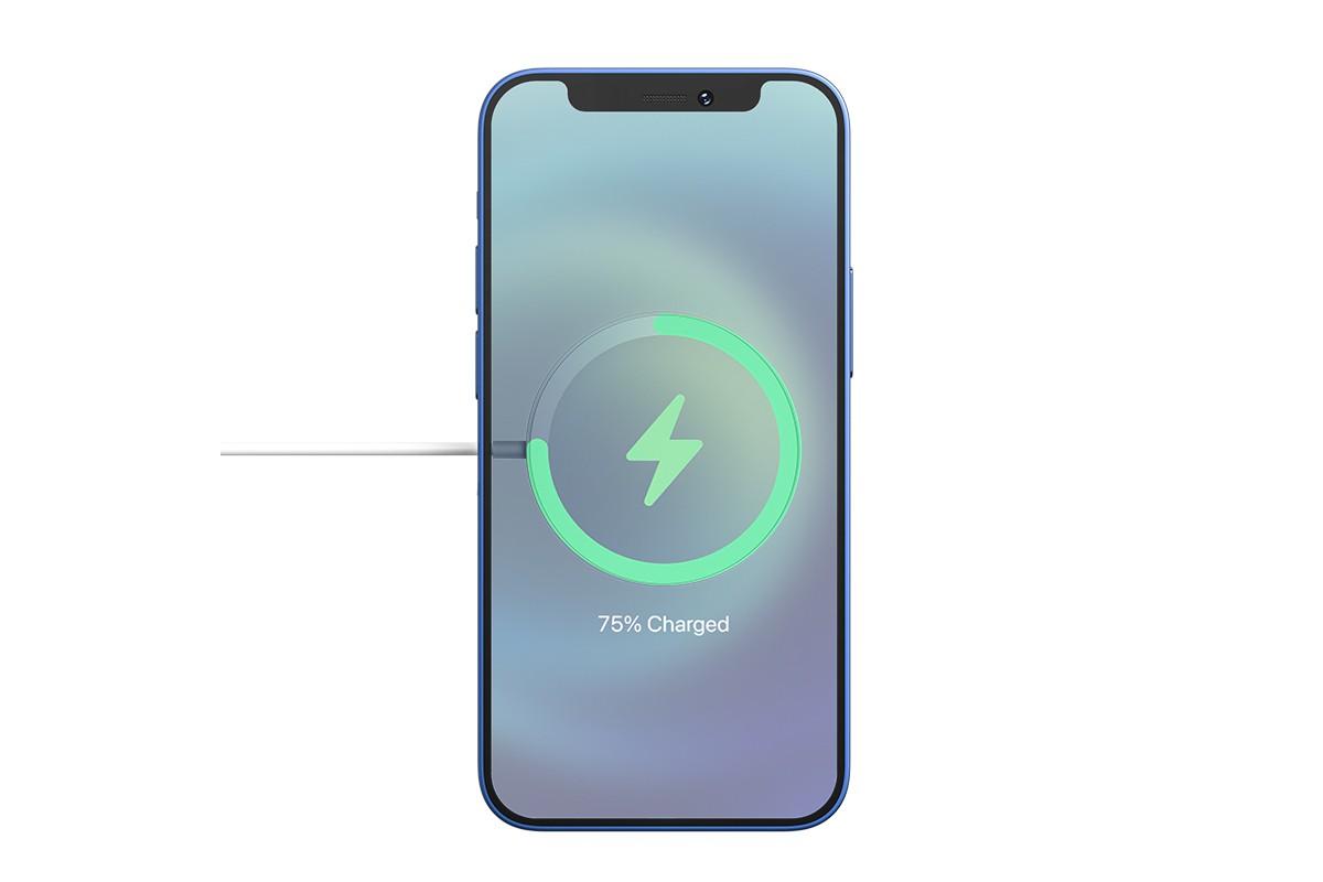 Настольная беспроводная зарядная станция BOROFONE BQ11 Flash magnetic wireless fast charger черная