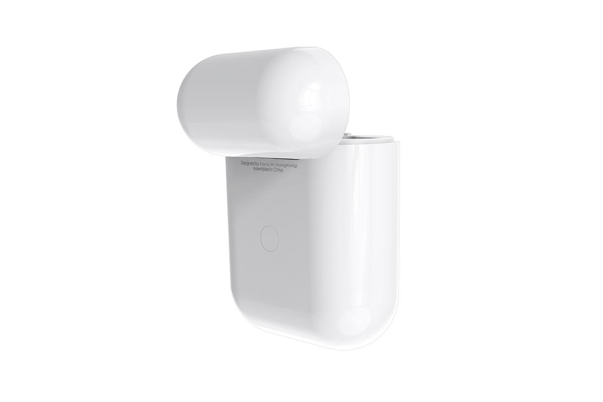 Беспроводные наушники DES03 Pro TWS wireless headset  HOCO белые