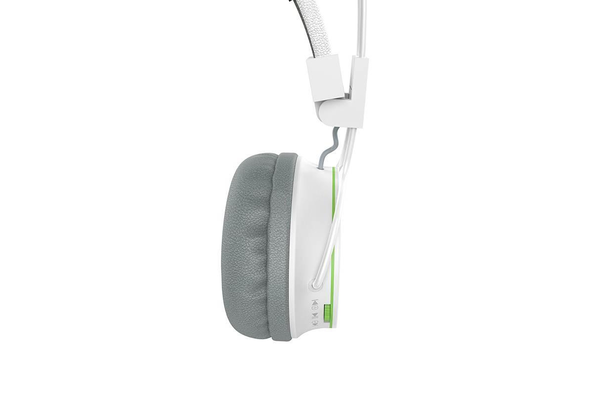 Беспроводные внешние наушники HOCO W19 Easy move wireless headphones белый