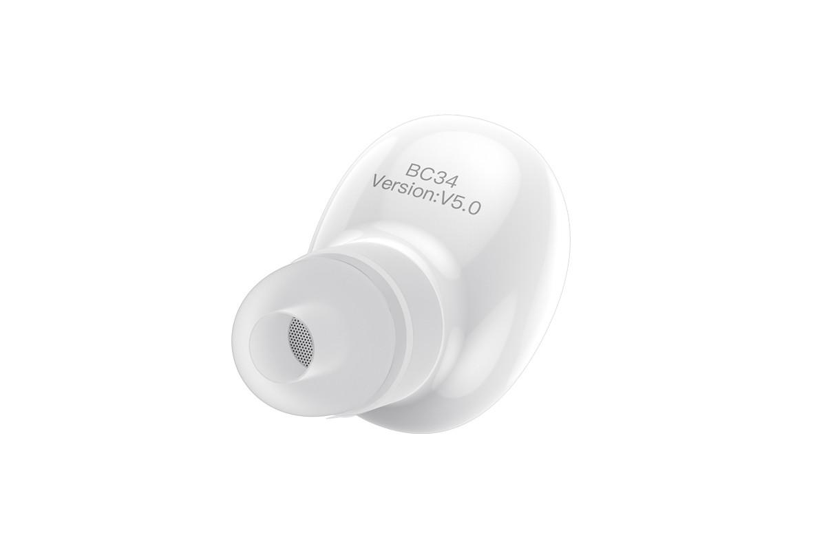 Беспроводные наушники гарнитура BOROFONE BC34 Mikey MINI BT белая