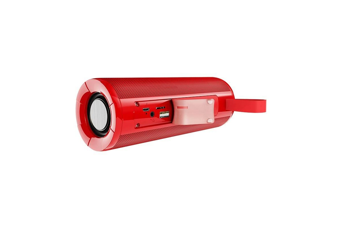 Портативная беспроводная акустика BOROFONE BR1 Beyong sport  цвет красный