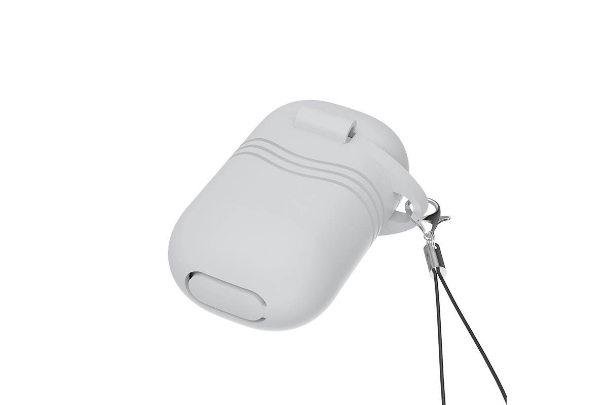 Bluetooth-гарнитура BС19 Hero sound unilateral wireless  BOROFONE белая