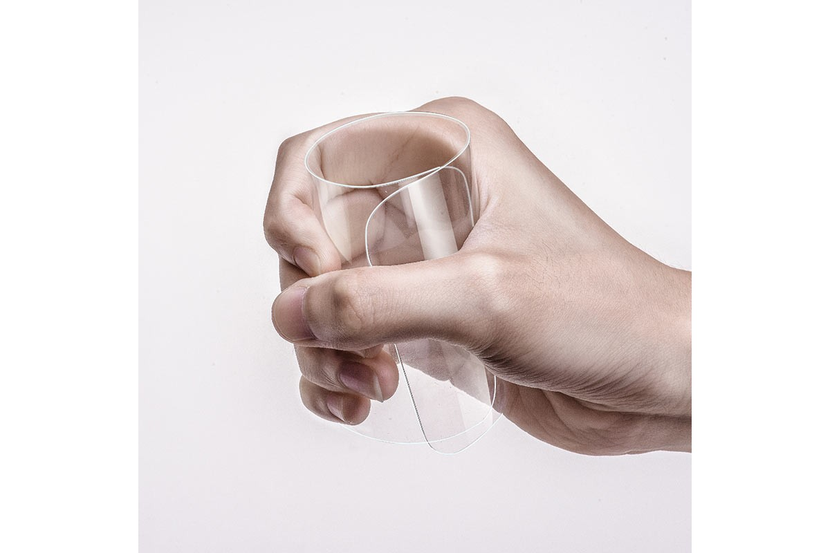 Защитное стекло дисплея iPhone 12 Pro Max (6.7)  HOCO A20 Ultra-Thin HD tempered glass прозрачное